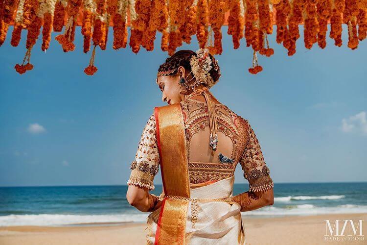 bridal blouse design ideas