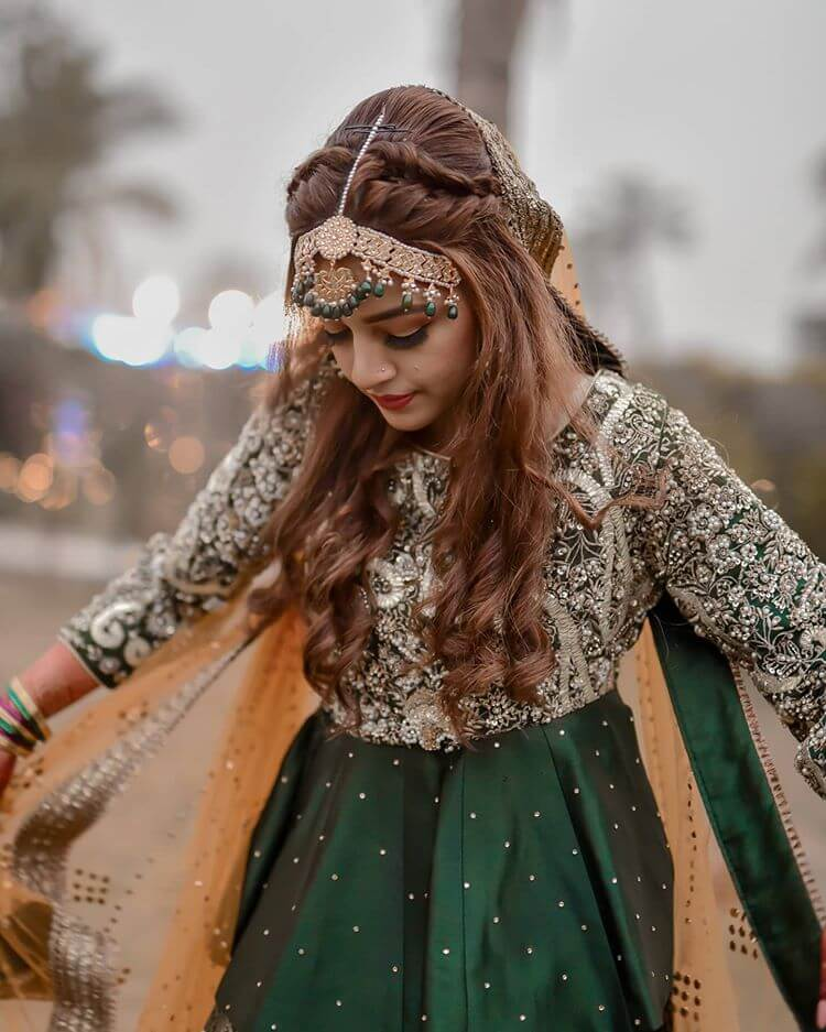 Pakistani bridal looks