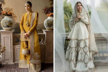 bridal sharara ideas