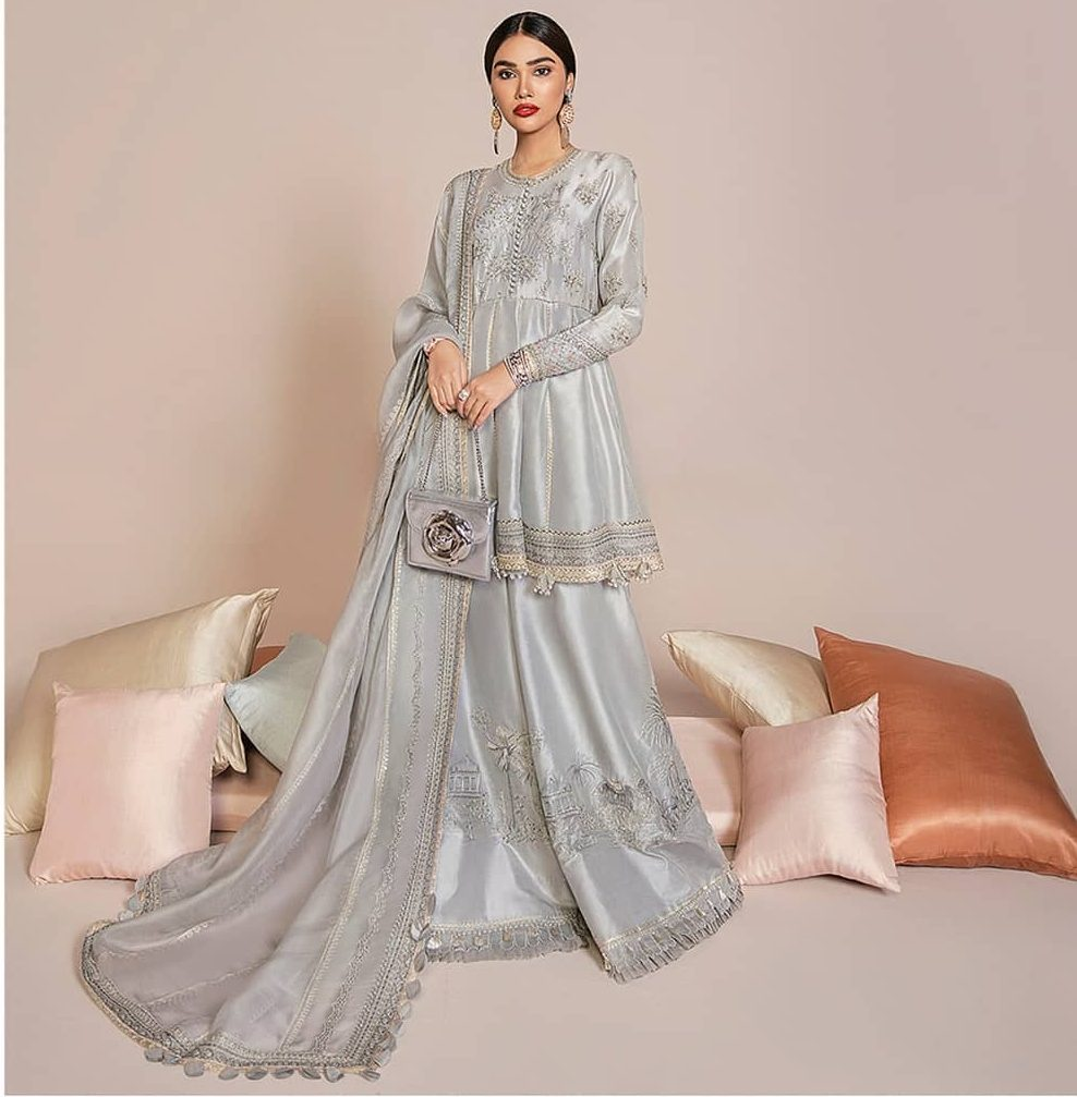 sharara ideas for brides