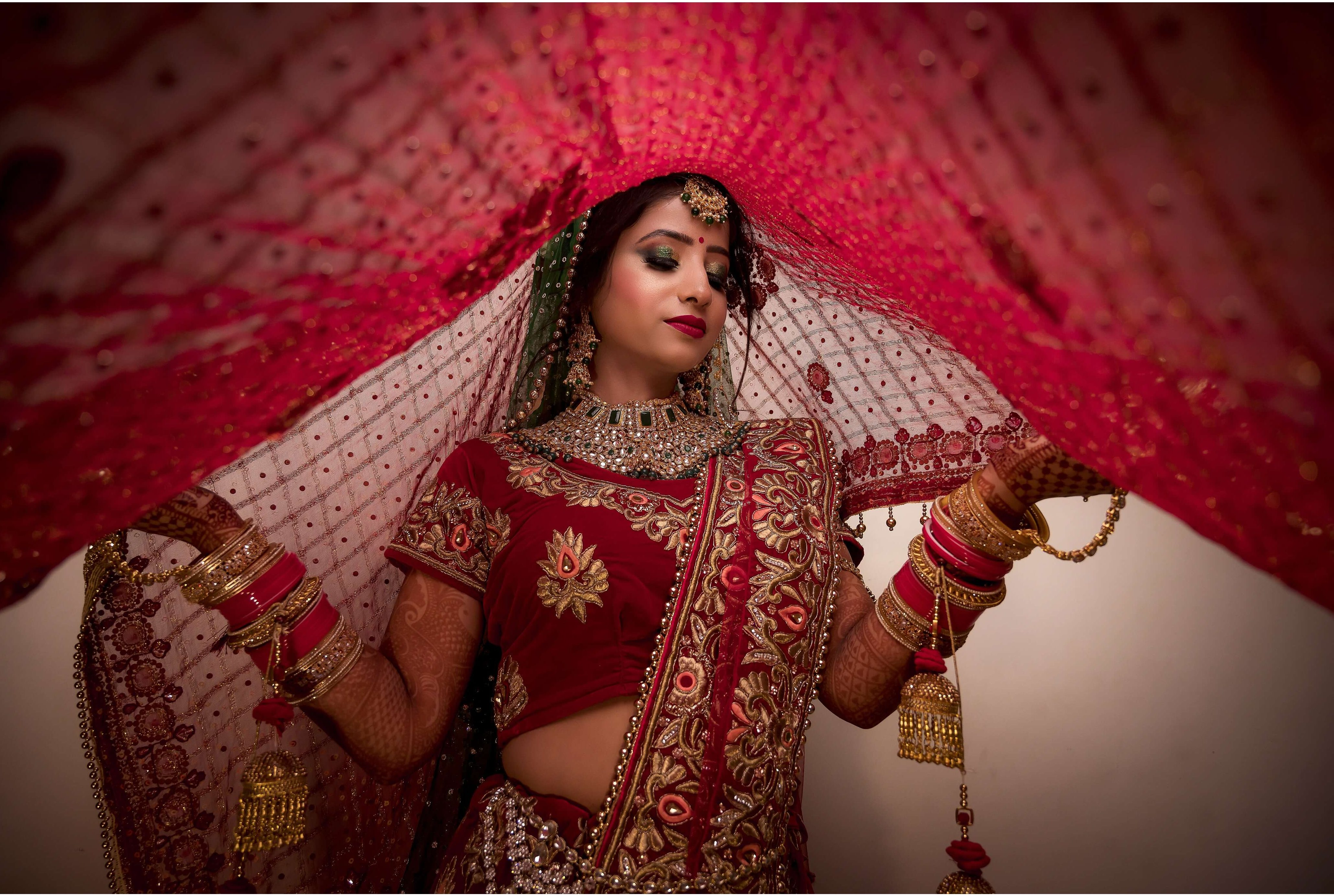bridal portrait ideas