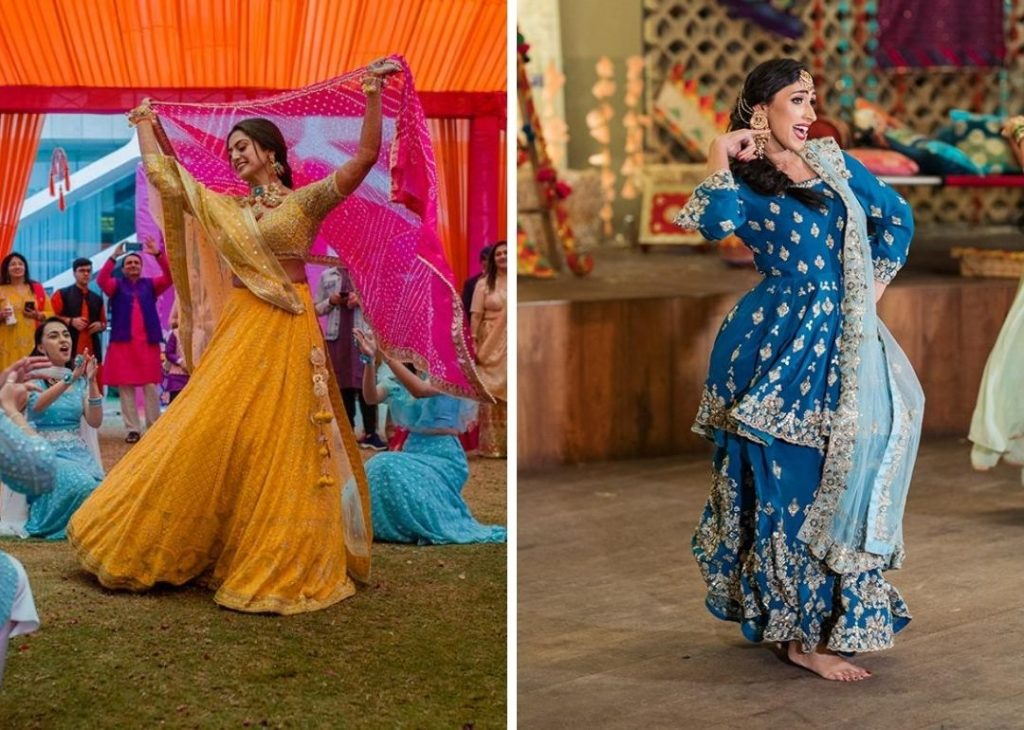 bridal dance performances