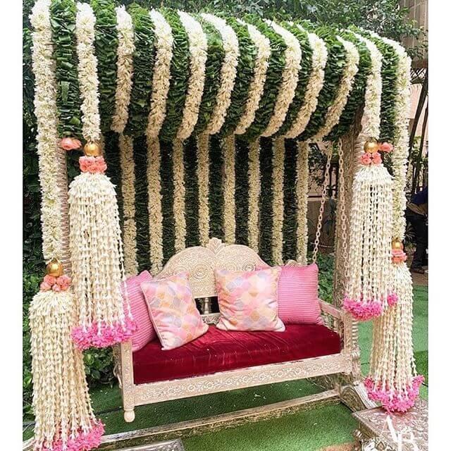 teej decoration