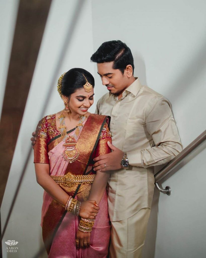 kanjeevaram style ideas
