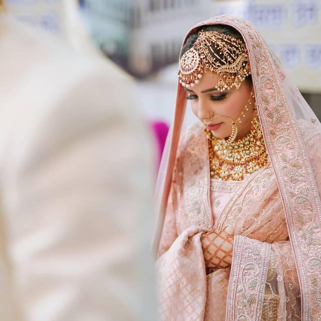 Sikh bridal jewellery
