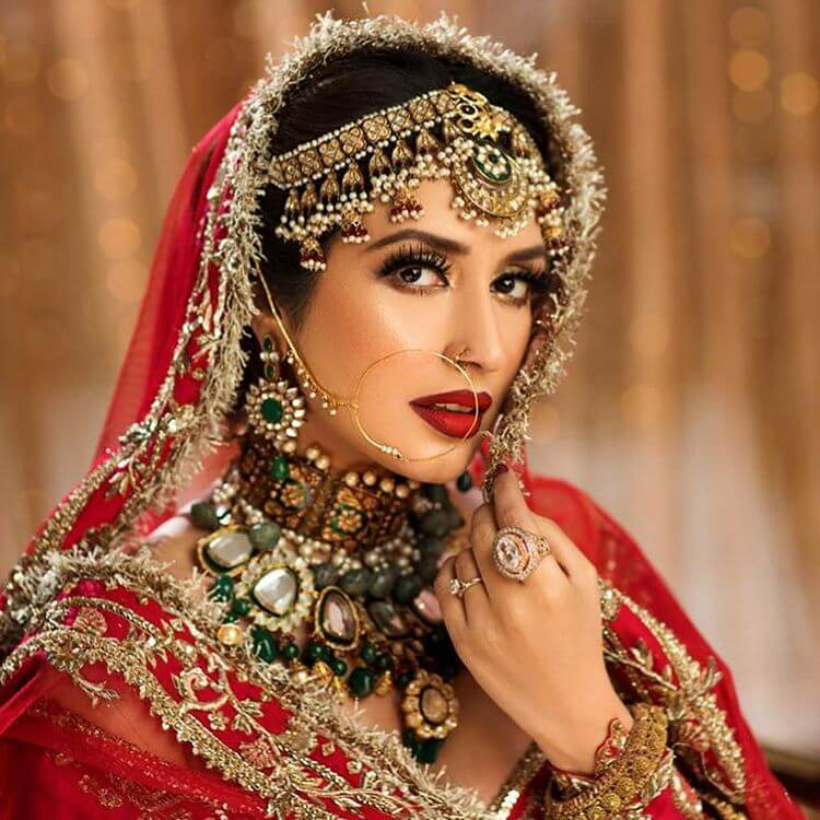 bridal jewellery ideas