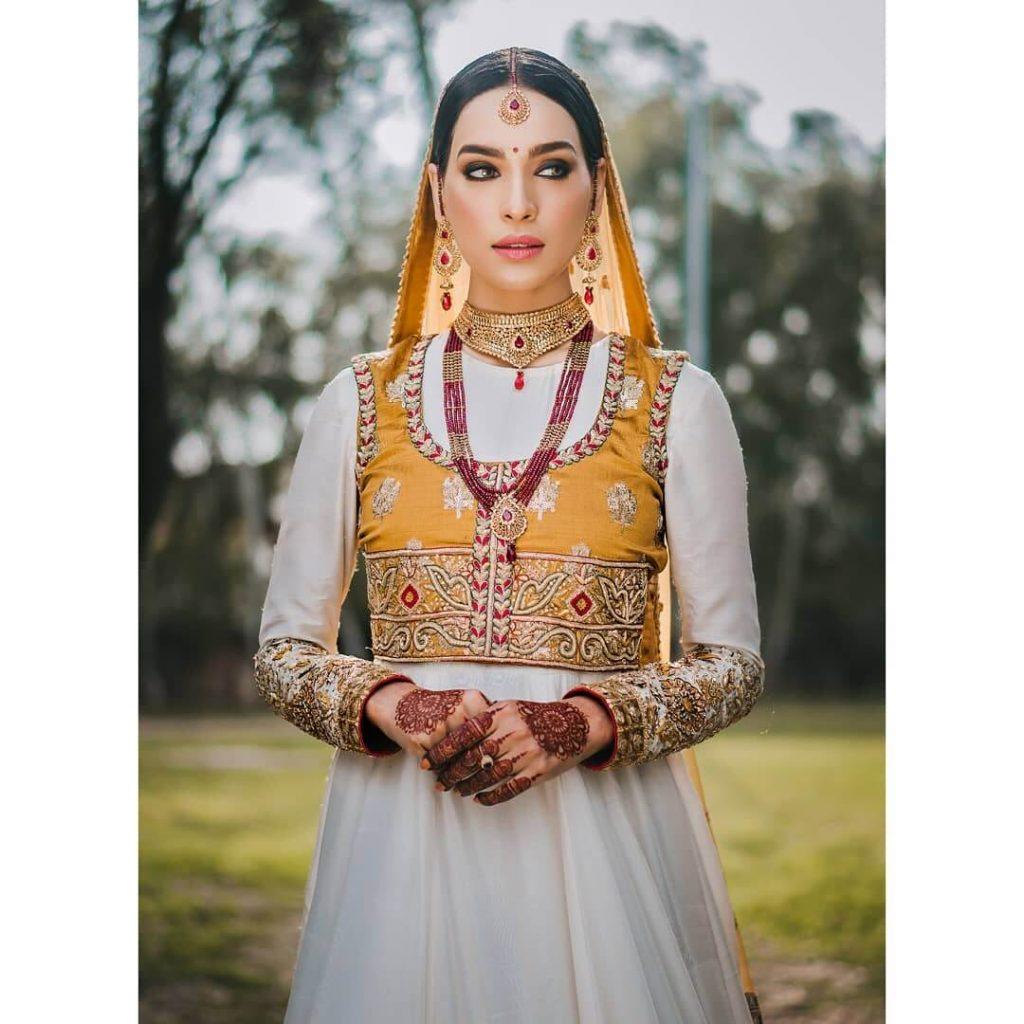 muslim bridal looks