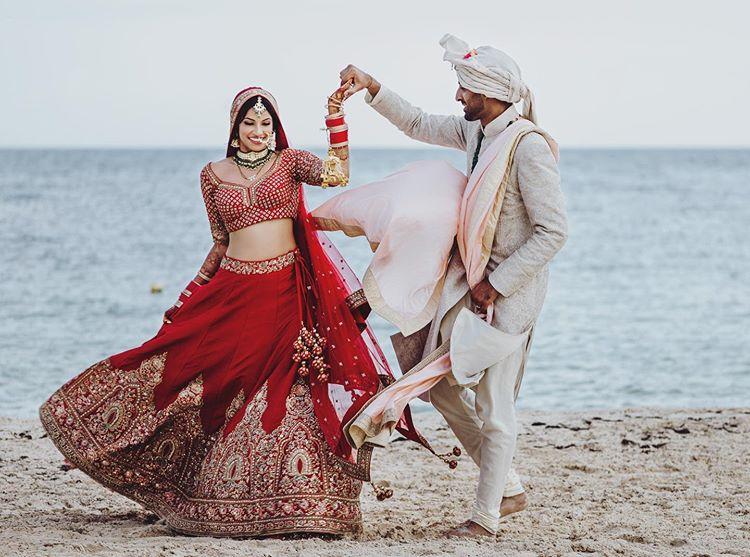 richa moorjani wedding