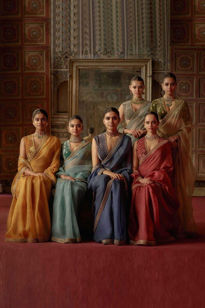 sabyasachi bridal sarees