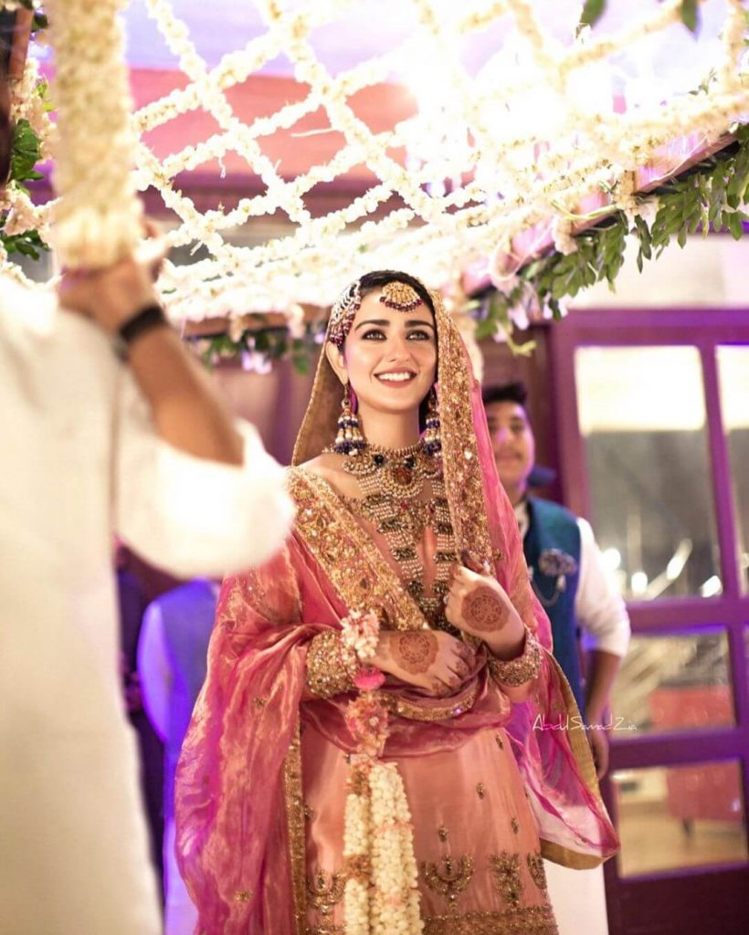 sara khan wedding