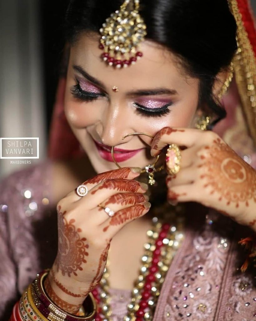 shilpa vanvari bridal makeup artist