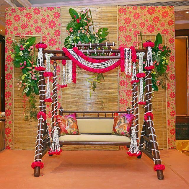 bridal swing ideas