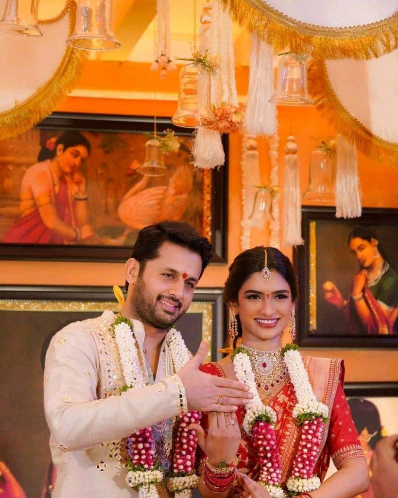 telugu celebrity wedding