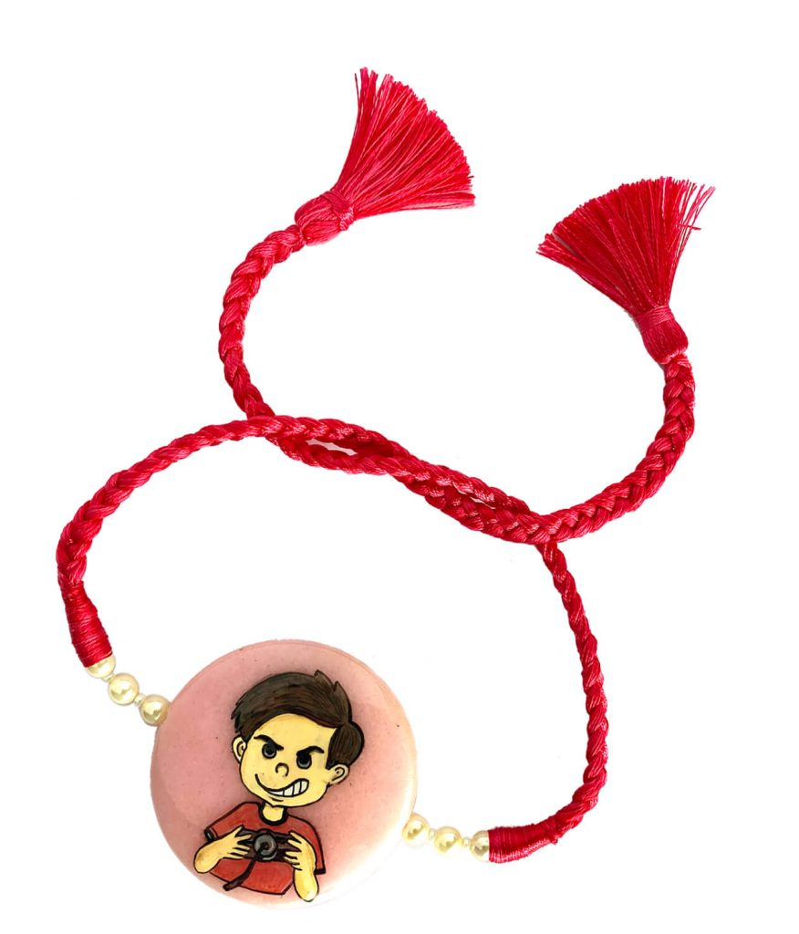 unique rakhi ideas, Buy Rakhis