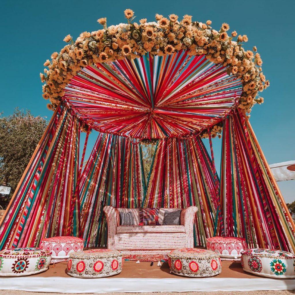 wedding stage decor ideas