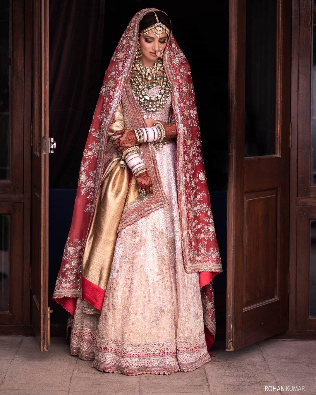 bridal lehenga, wedding style inspirations