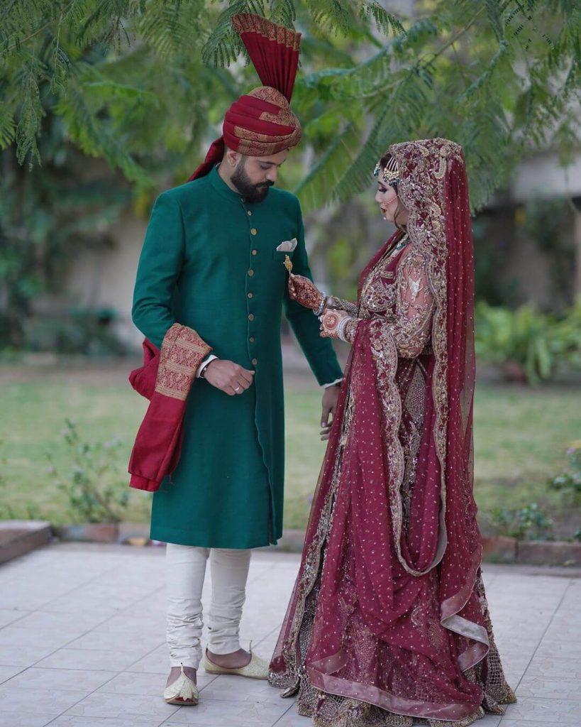 Pakistani groom trends