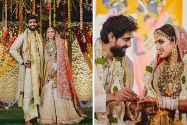 ranan daggubati wedding