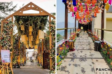 Wedding Entrance Decor Ideas