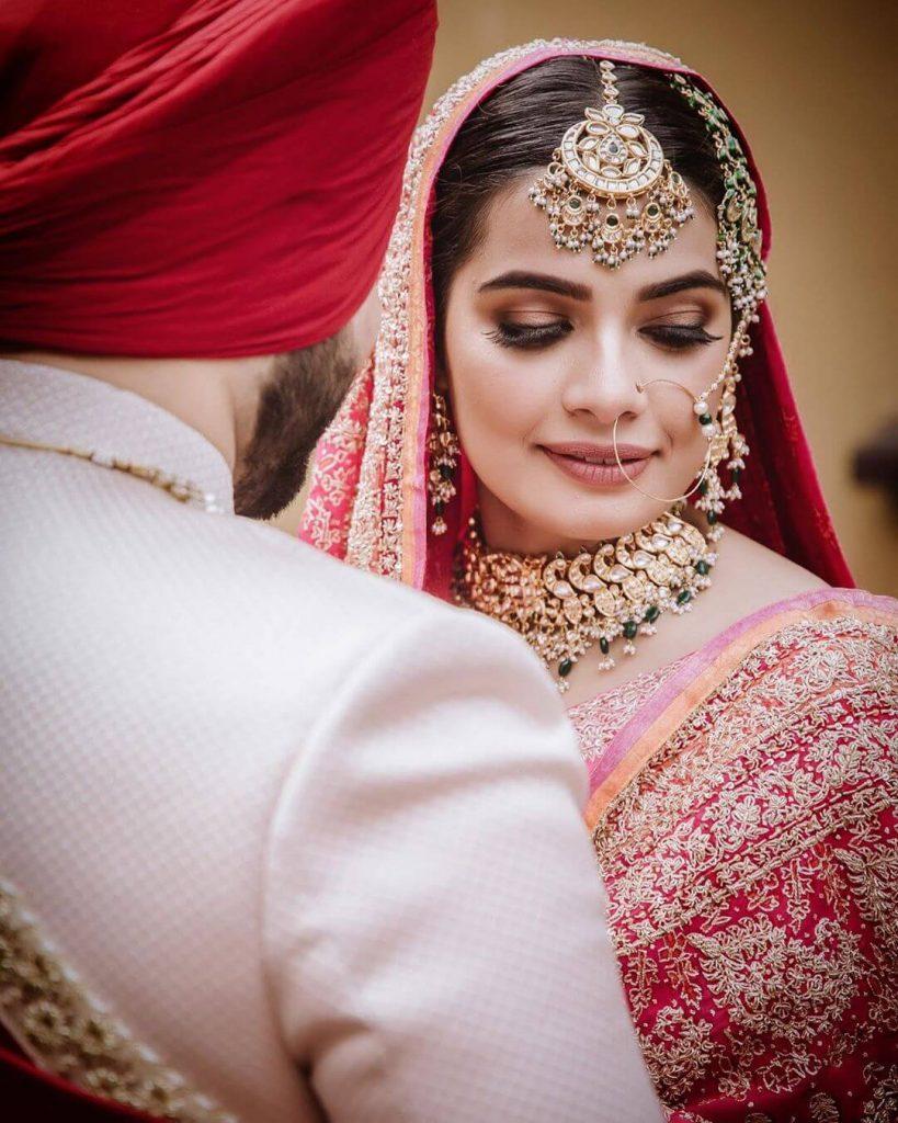 bridal eye makeup ideas
