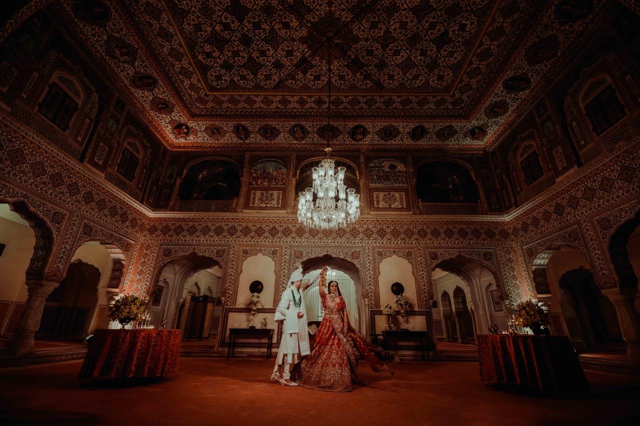 Destination wedding in Rajasthan cost