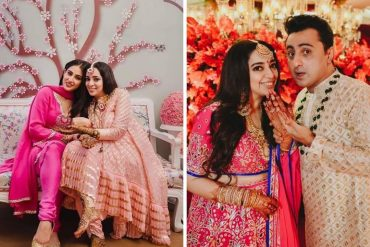 jp dutta daughter engagement