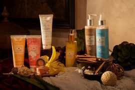 Ayurvedic herbal beauty products