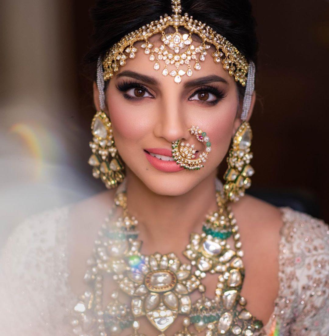 Miheeka Bajaj wedding makeup