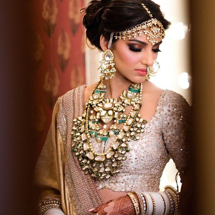 Miheeka Bajaj wedding look, wedding style inspirations