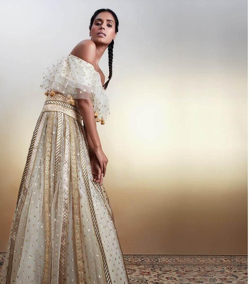 unique bridal blouse designs