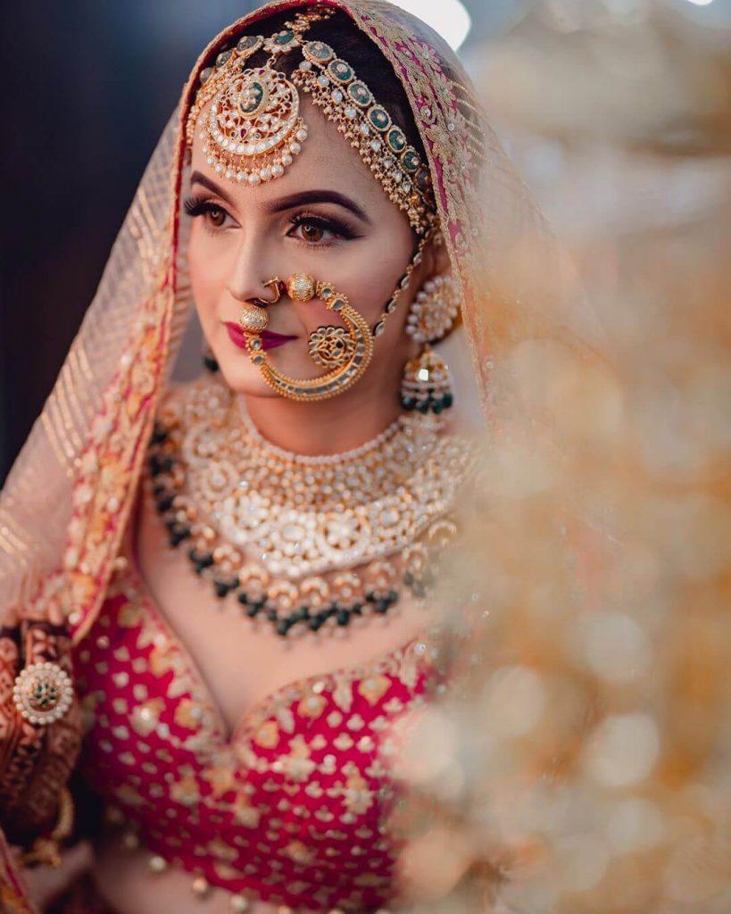 bridal nath trends