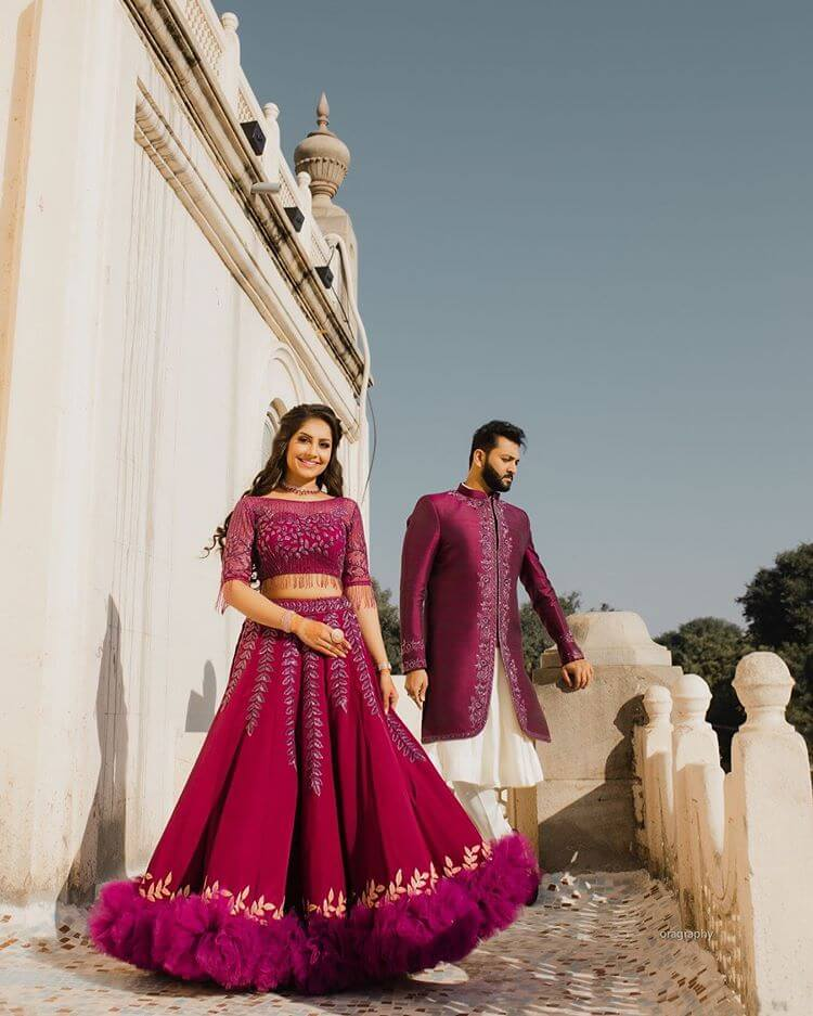 pre-wedding outfit ideas