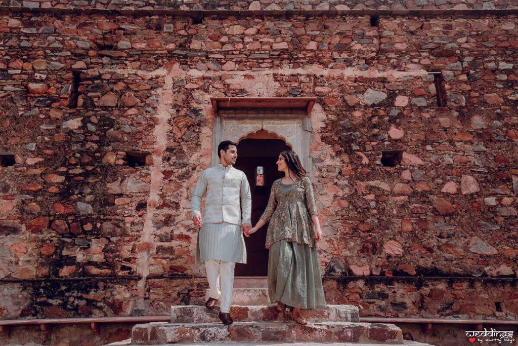 pre-wedding location ideas