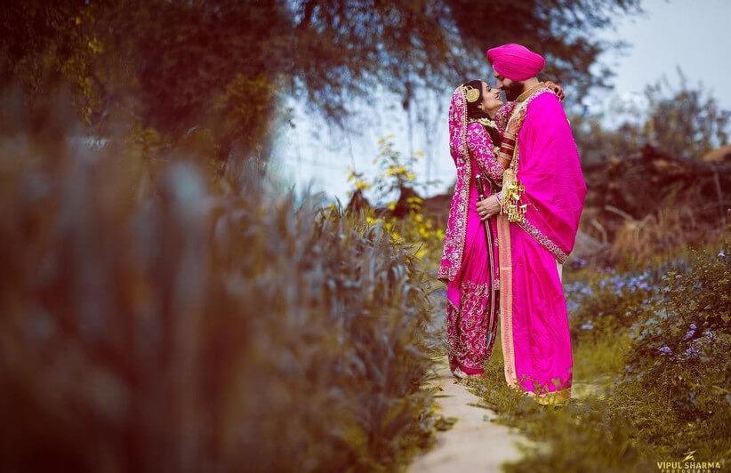 bridal patiala salwar suit