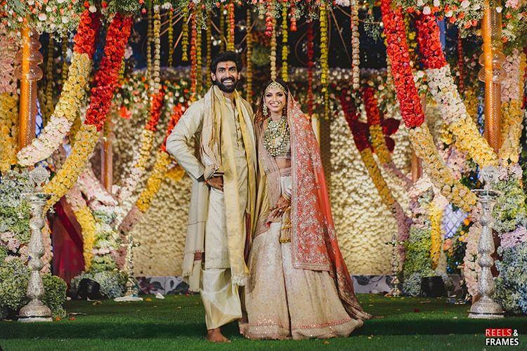 Rana Daggubati And Miheeka Bajaj Wedding