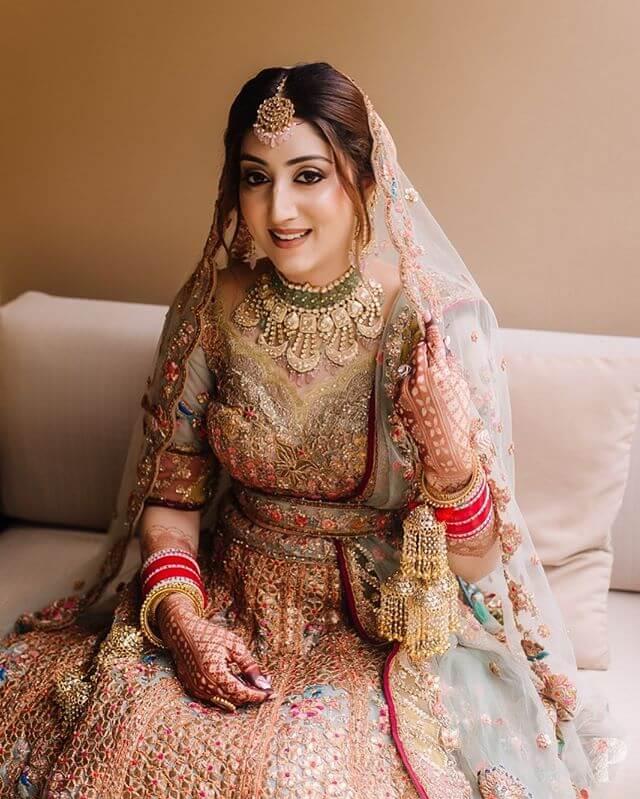 soft bridal makuep