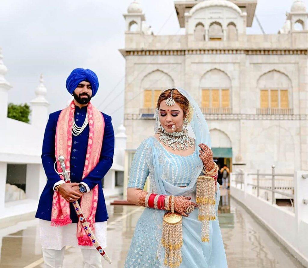 groom turban styling