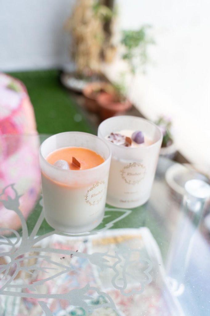 rhuhee candles