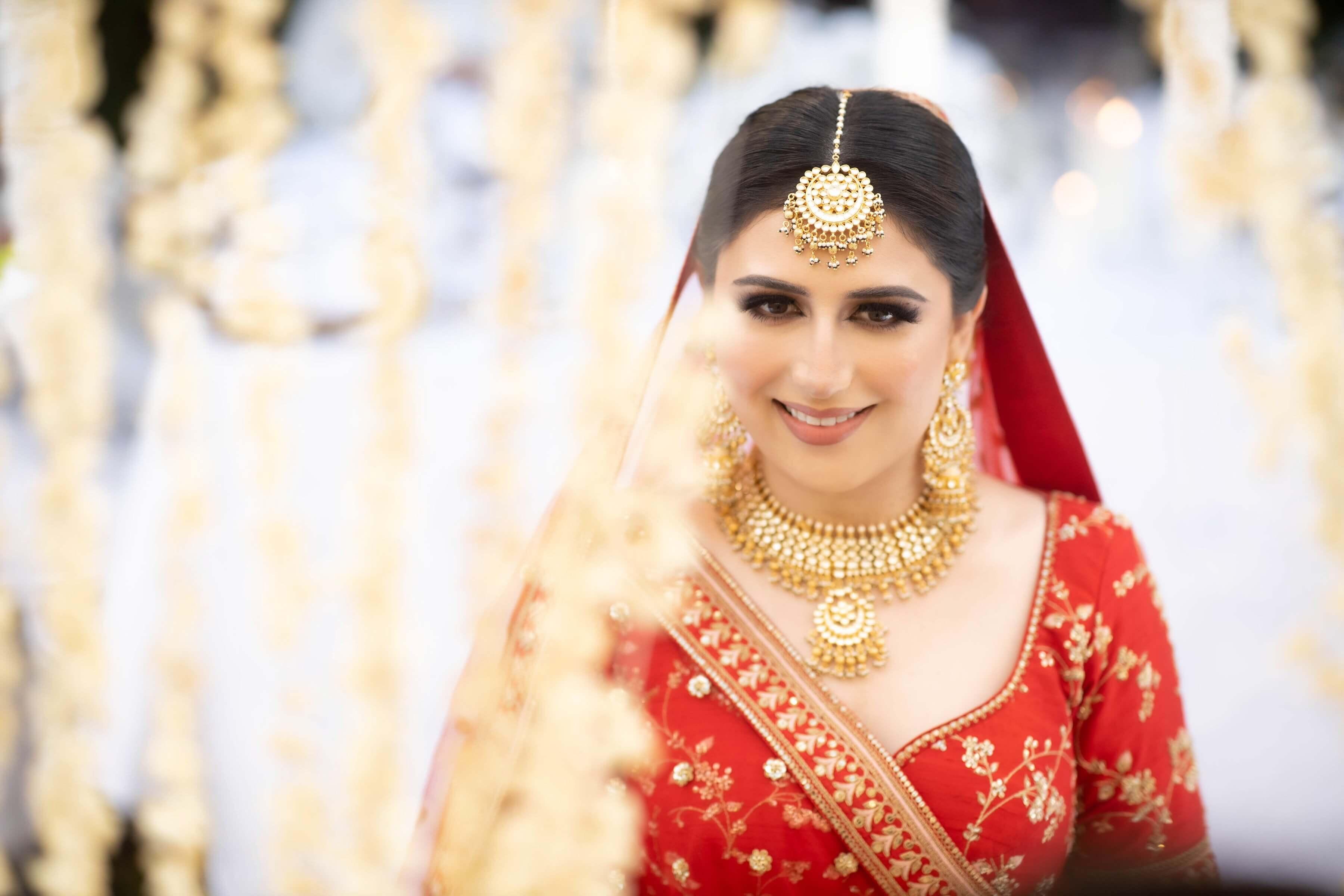 Pakistani sabyasachi bride