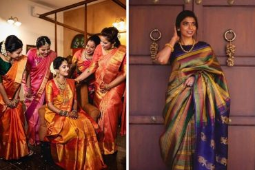 bridal shopping in Chennai