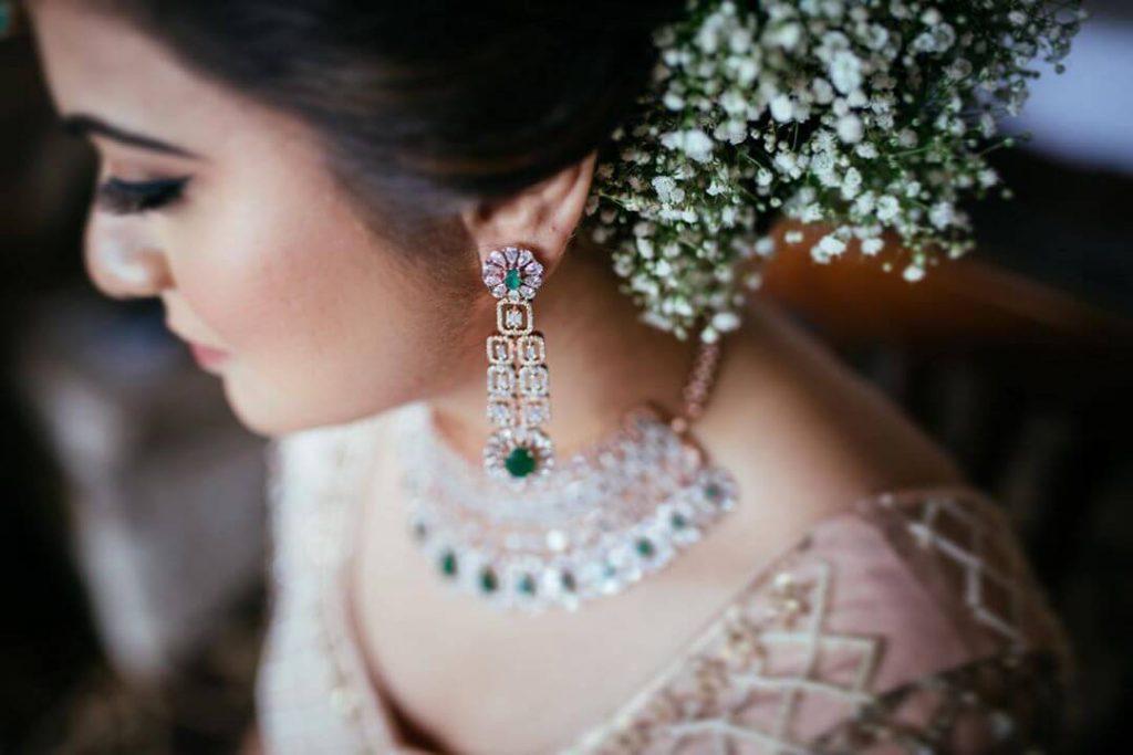diamond earring ideas