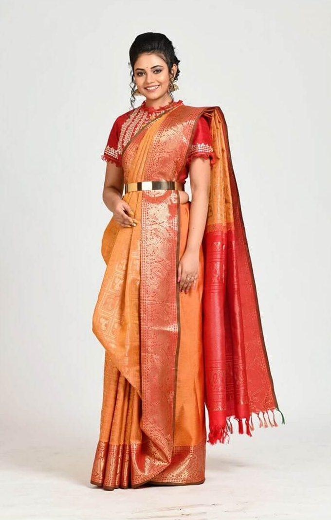 kanjeevaram saree
