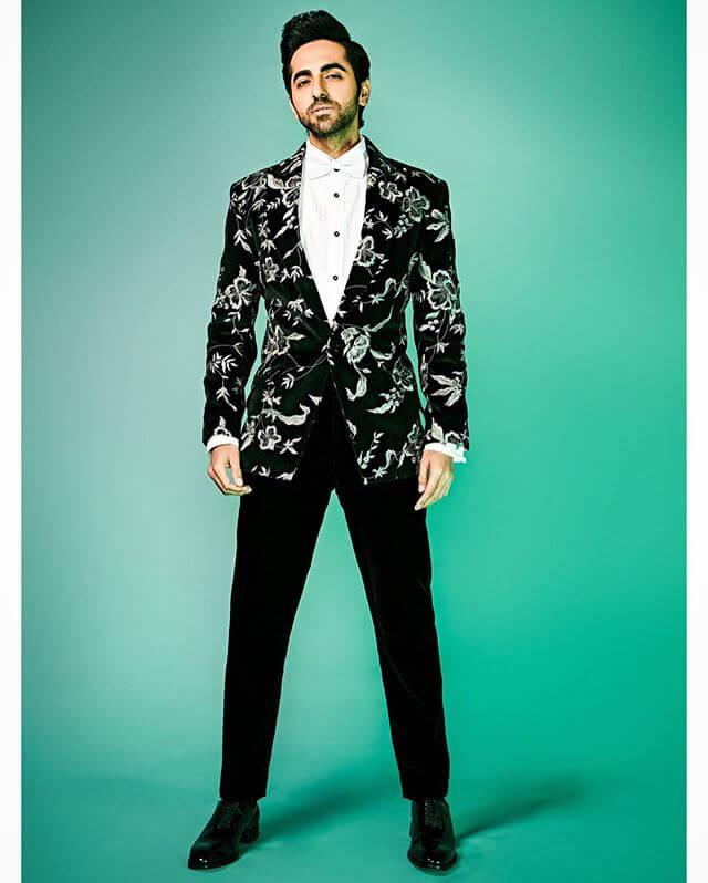 Groom Tuxedo Design