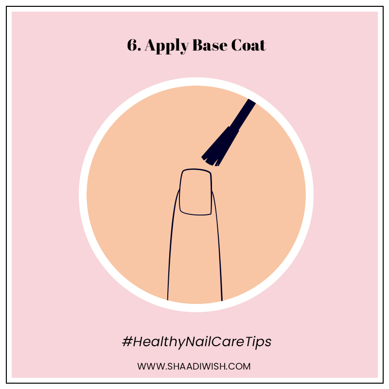home care tips for nails