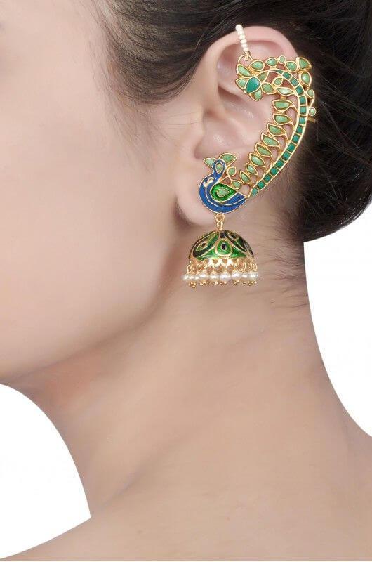 bridal ear cuffs