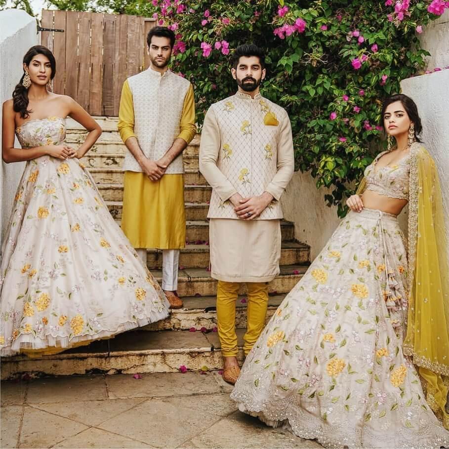 wedding shopping in Chennai