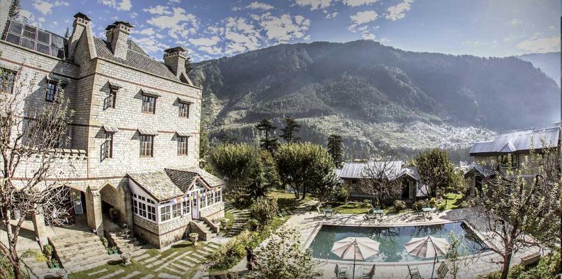 Romantic Resorts In India