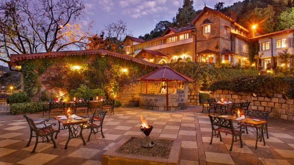 staycation resorts in india