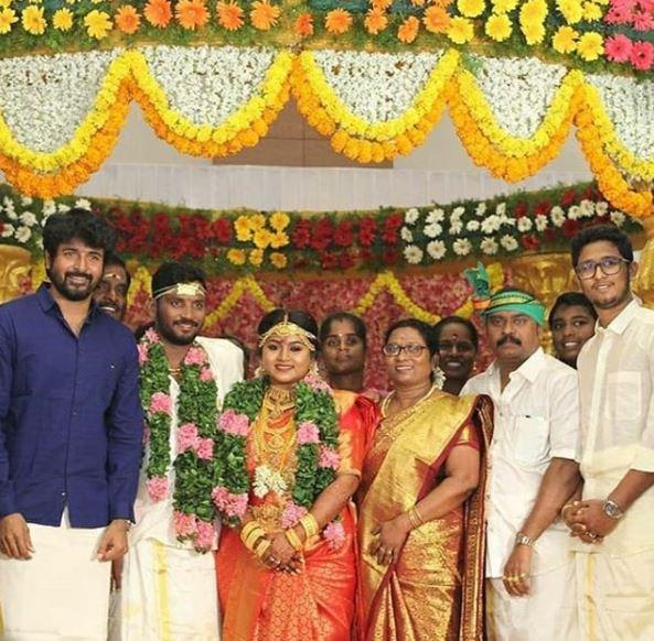 Bakkiyaraj Kannan wedding