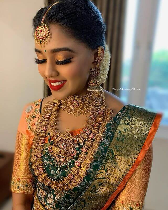South Indian necklaces
